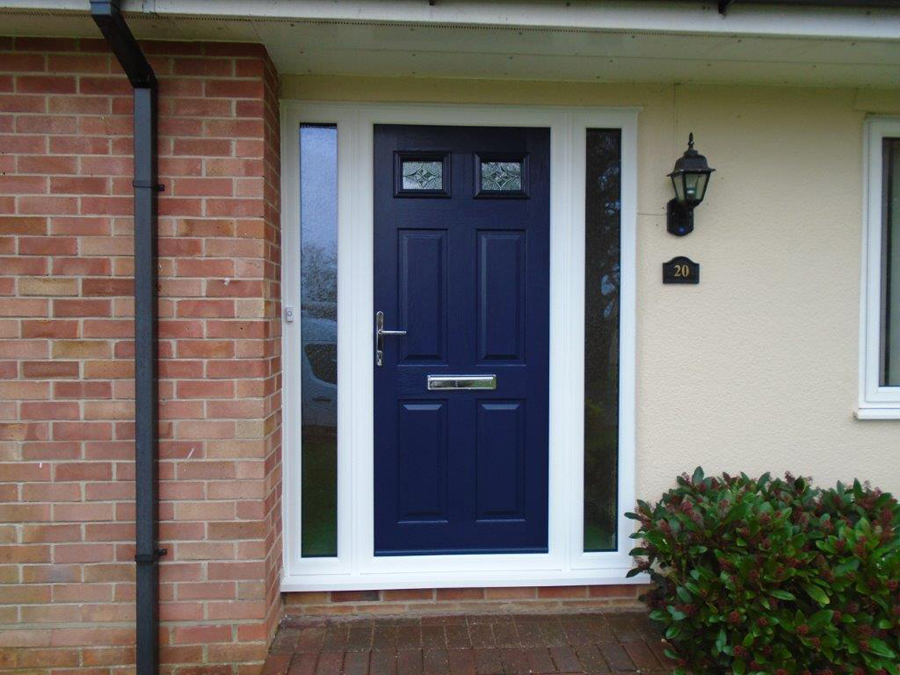 Entrance And Front Doors Allglass Glazing Somerset