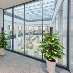Commercial Aluminium Windows