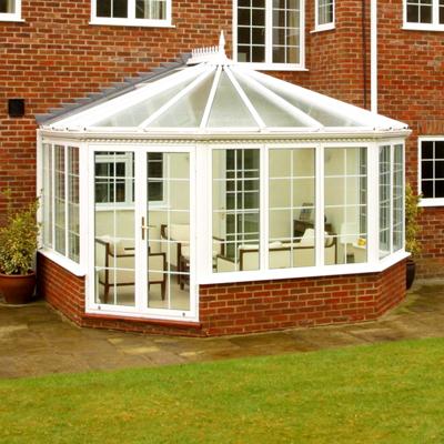 Edwardian Conservatories Allglass Glazing Somerset