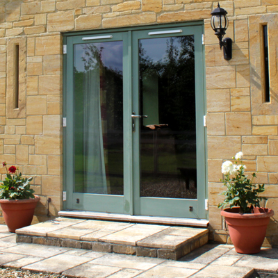French Doors Allglass Glazing Crewkerne Somerset