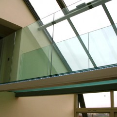 Glass Walkways